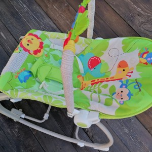 Balansoar Fisher Price Rainforest 2 in 1
